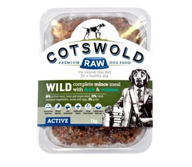 Cotswold Duck and venison 1kg
