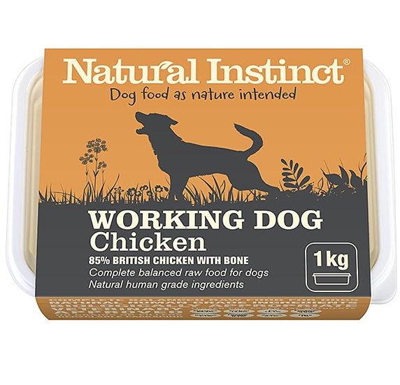 working dog Chicken