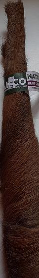 Hairy giant deer skin