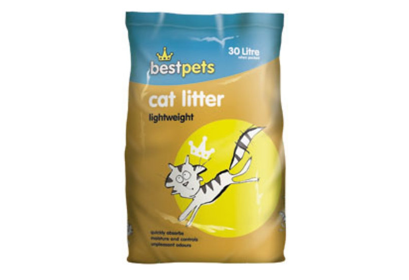 Lightweight cat litter 30ltr