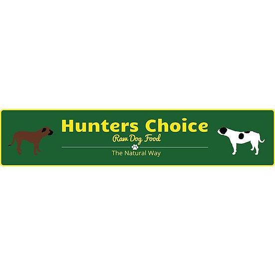 Hunters farm mix (turkey,beef,lamb,pork)