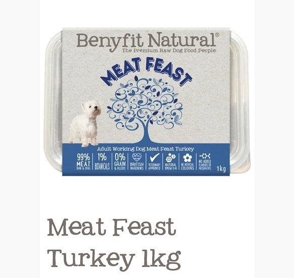 Benyfit Meat feast Turkey