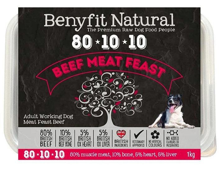 Benyfit beef meat feast
