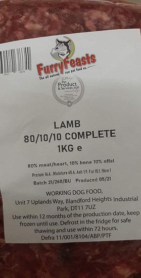 Lamb complete 1kg