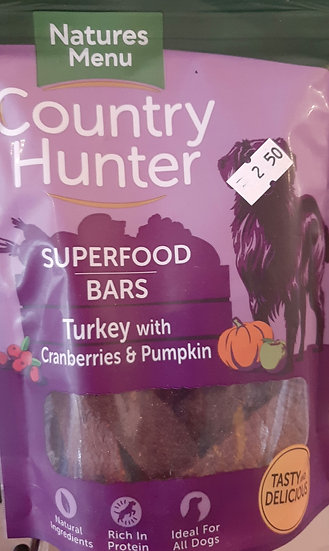 Country hunter ( natures menu)