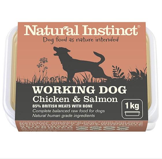 Working dog Chicken & Salmon