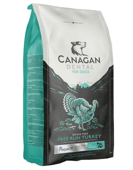 Canagan dental dog 6kg