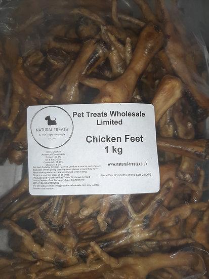 1kg chicken feet