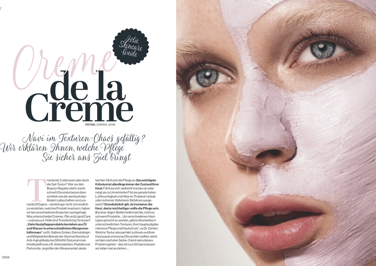 Jolie Beauty Editorial