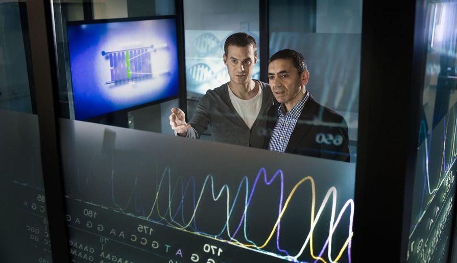 Siemens Biontech