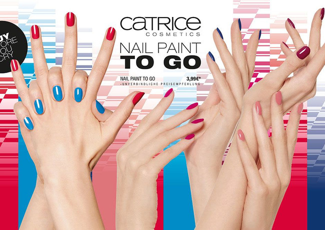 Backcard Campaign Catrice