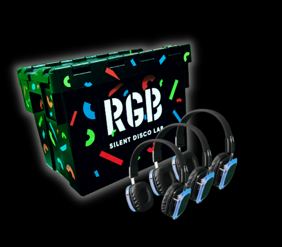 RGB x NTF pakket