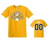 All Stars Baseball Cotton T-shirt