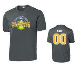 All Stars Softball PerformanceT-shirt