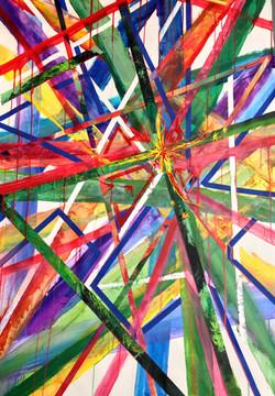 Kaleidoscopic Dance