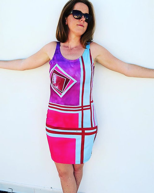Inthe Pink Bodycon