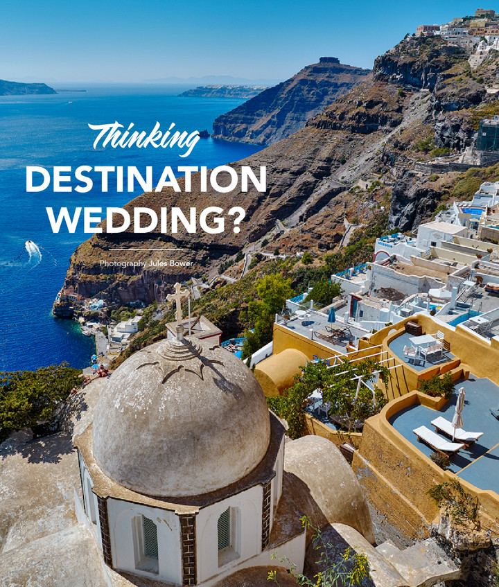 THINKING DESTINATION WEDDING?
