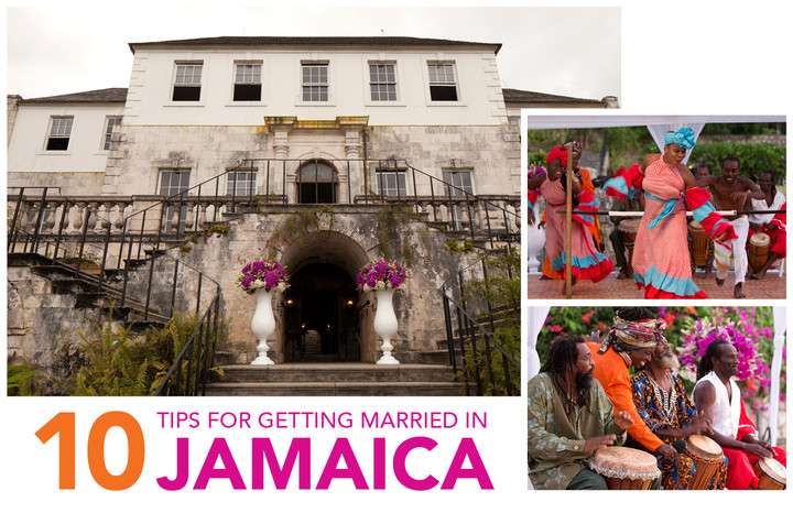 10 TIPS FOR GETTING MARRIED IN JAMAICA