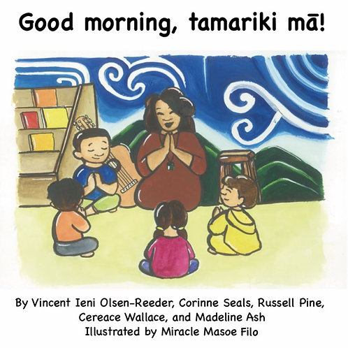Good morning, tamariki mā! e-book