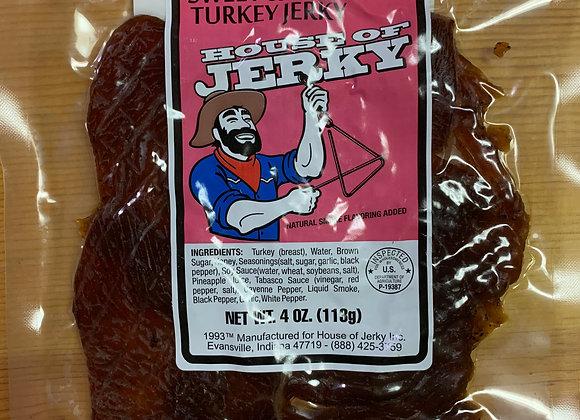Turkey - Sweet & Spicy