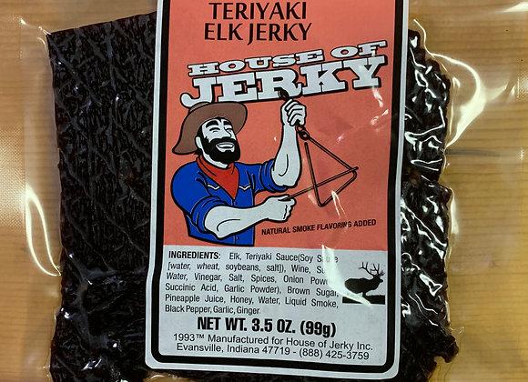 Elk - Teriyaki