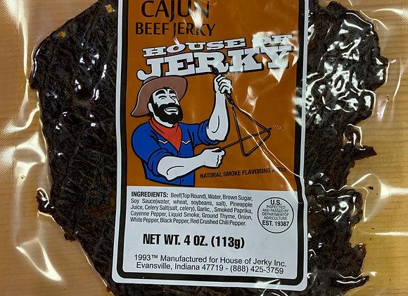 Beef Jerky - Cajun