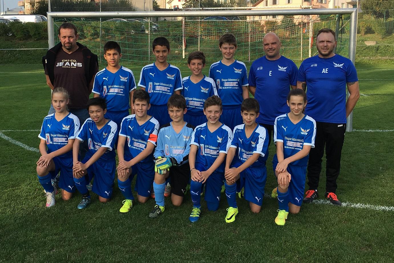 Juniors C Foot Veveyse