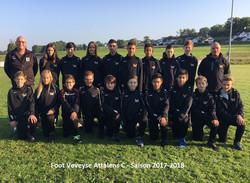 2017-2018 C Foot Veveyse