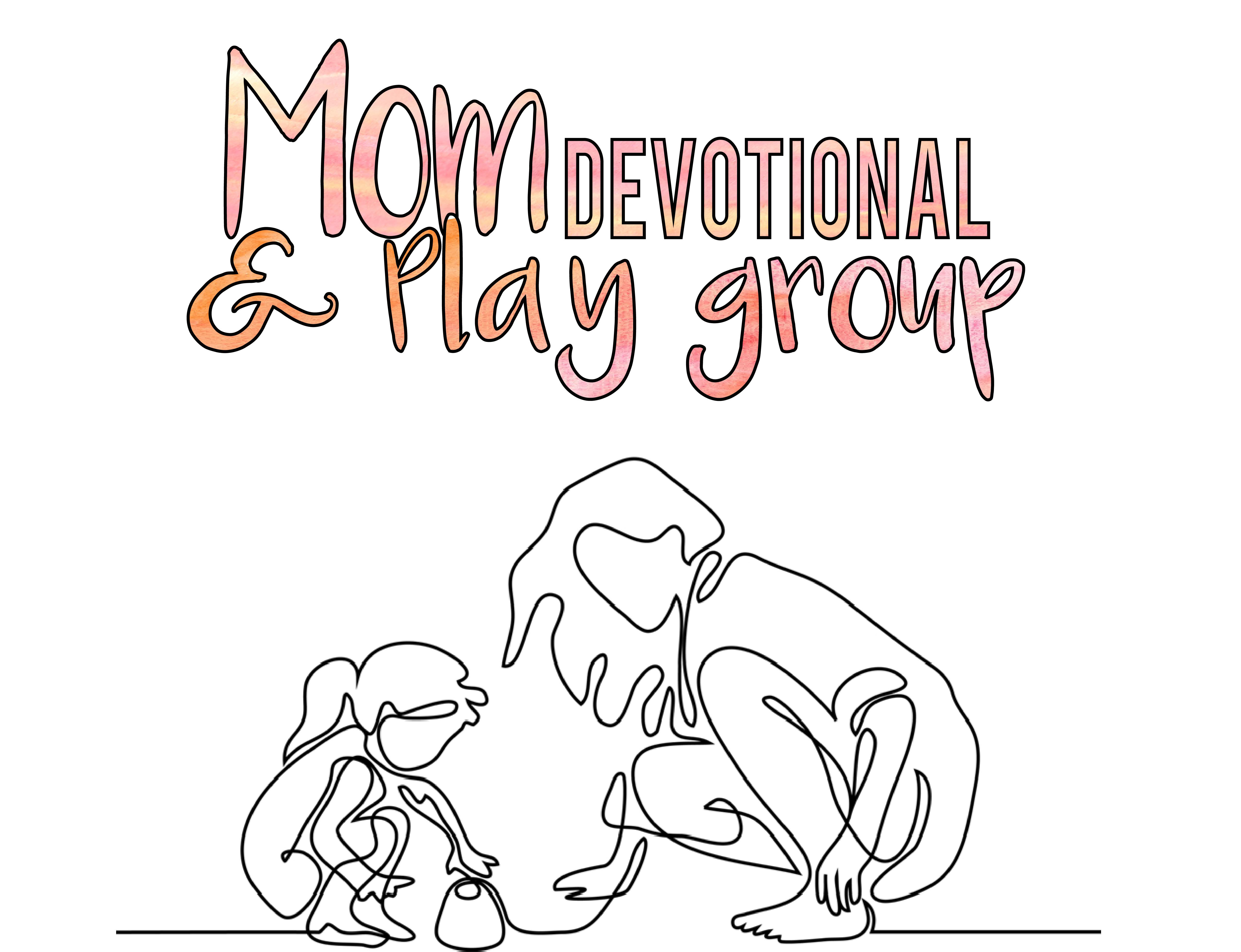 mom devotional play square