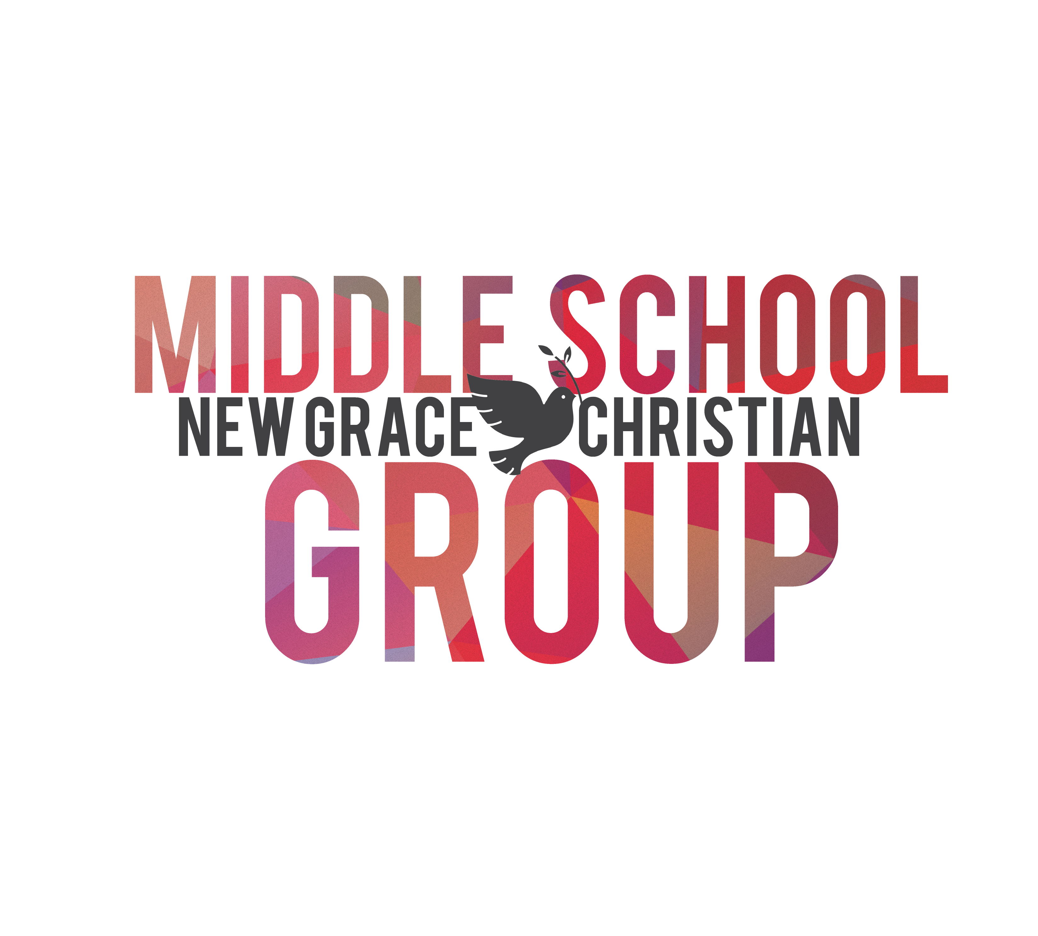 middle school group logo