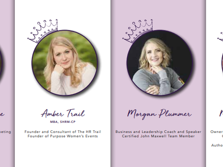 Meet the Speakers for Purpose, Our Upcoming Women's Conference