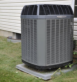 Air Conditioning Service provided by All About Comfort