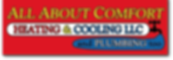 All About Comfort Heating & Cooling Logo