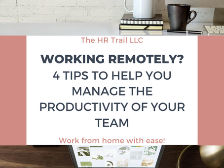 Tips to Increase the Productivity of Your Team When Working Remotely