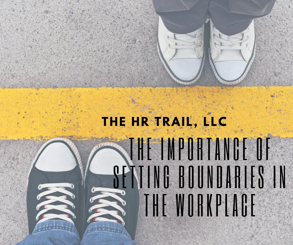 the importance of setting boundaries in the workplace