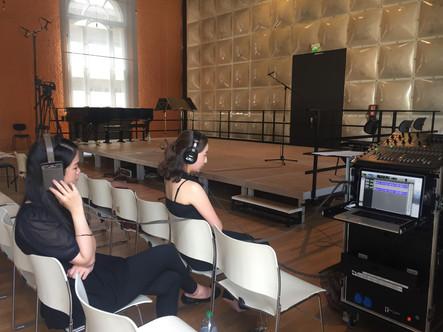 Recording in KKS 1