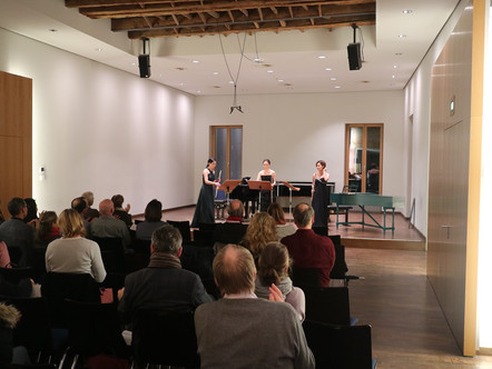 Abschlusskonzert in Rostock 1