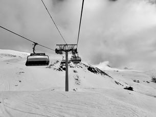 Val Thorens - highest skiing in Europe