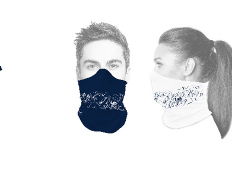 Three Valleys launches a Covid-Secure 2-in-1 snood