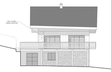 Chalet Momo Architect Plans