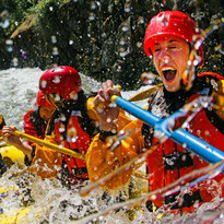 River Rafting with leading tour operators and guides