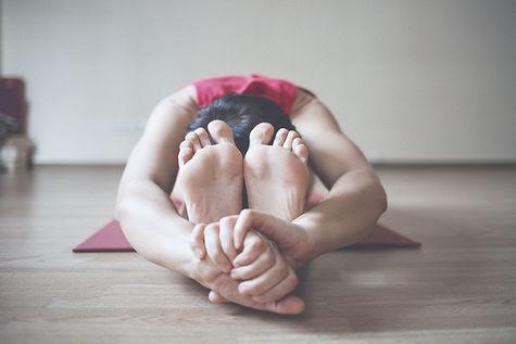 脚に対する延伸