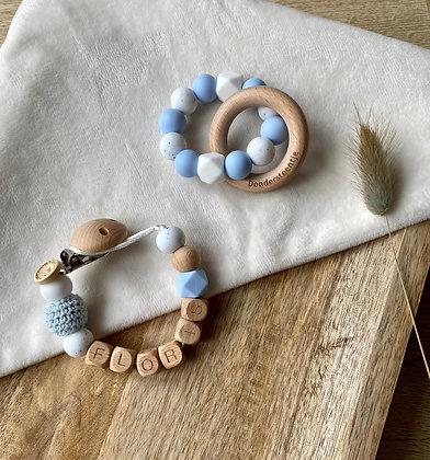 Speenkoord | Baby Blauw
