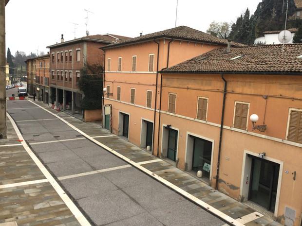 Fiorano Modenese Historic Centre Regeneration Works in full course