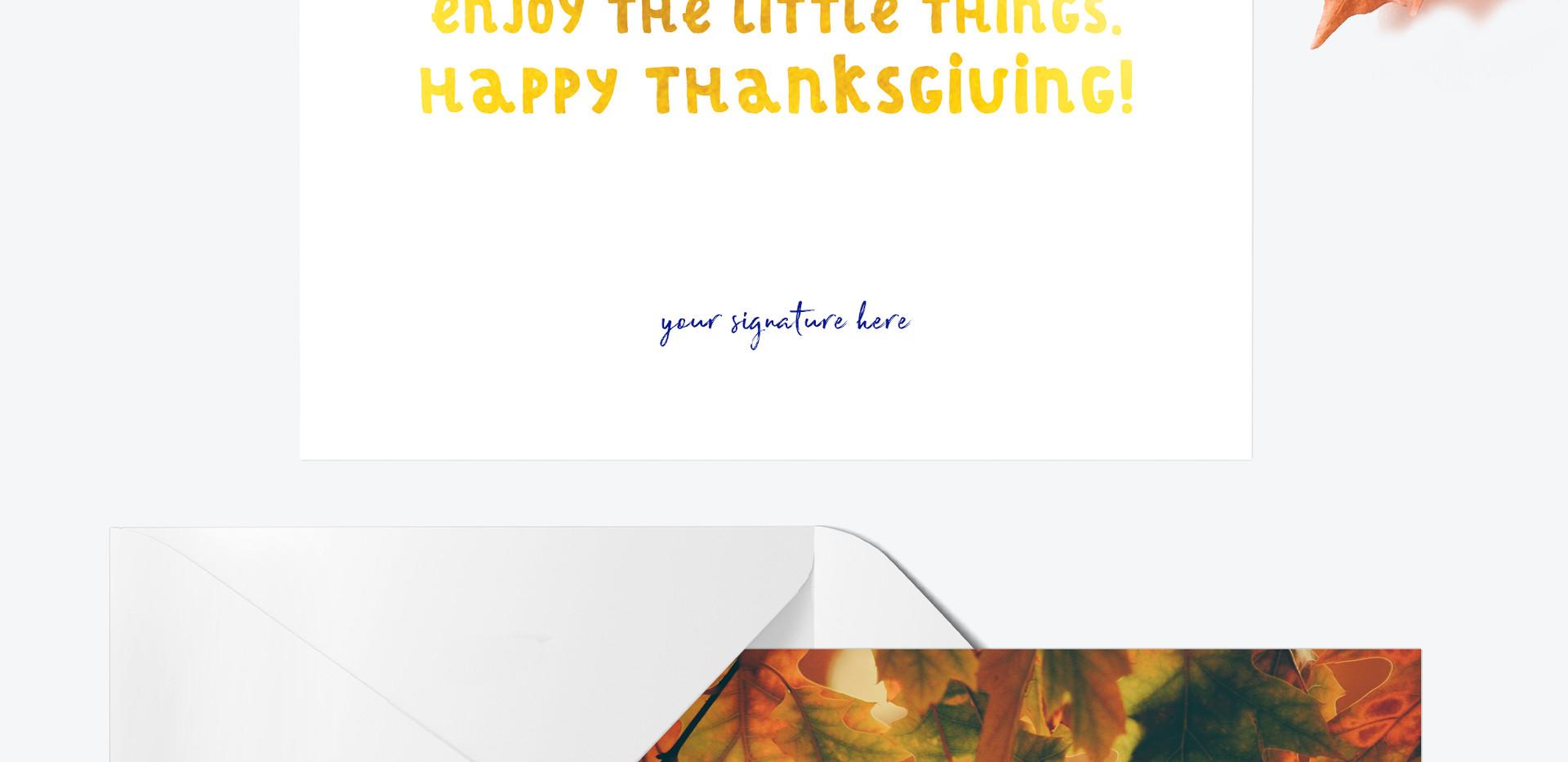 TG Thankful