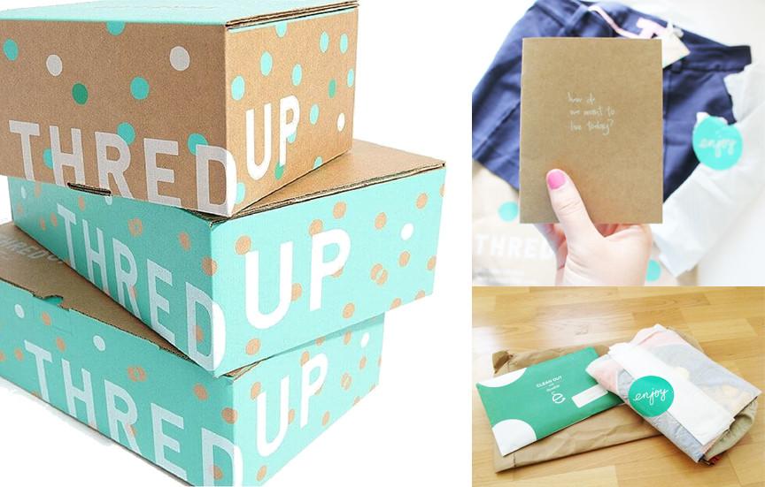 ThredUp Branding