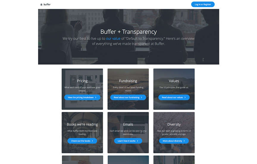 Buffer Branding