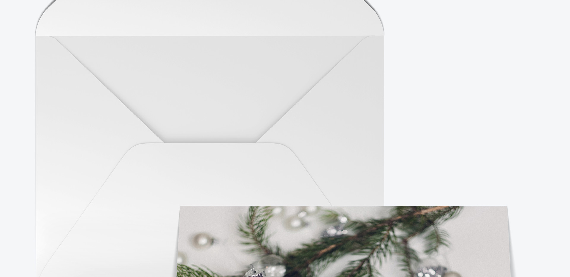 Christmas Silver Foil