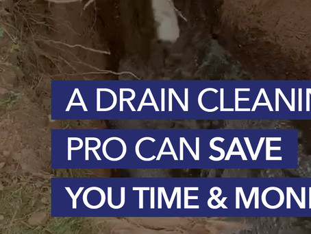 Why Hiring a Drain Cleaning Professional Actually Saves You Time and Money