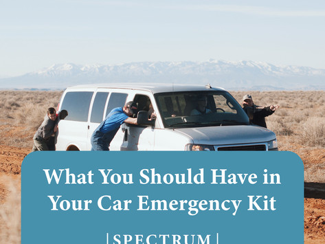 What You Need to Have in Your Car Emergency Kit